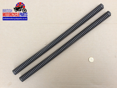 06-7723 NM18813 Front Fork Spring - Norton - Pair