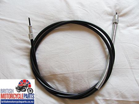 "06-7904 Norton Commando Speedo Cable 5' 9 1/2"""