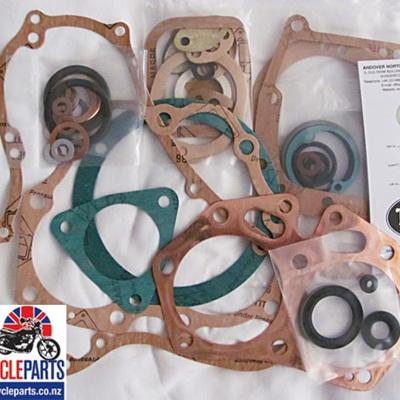 06-7925 Norton 500 600 650 Gasket Set - Non Spigot