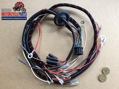 06-8061 Norton Atlas & 650SS Wiring Loom 54939968