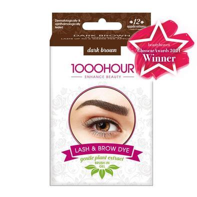 1000 Hr Lash & Brow Dye Dark Brown