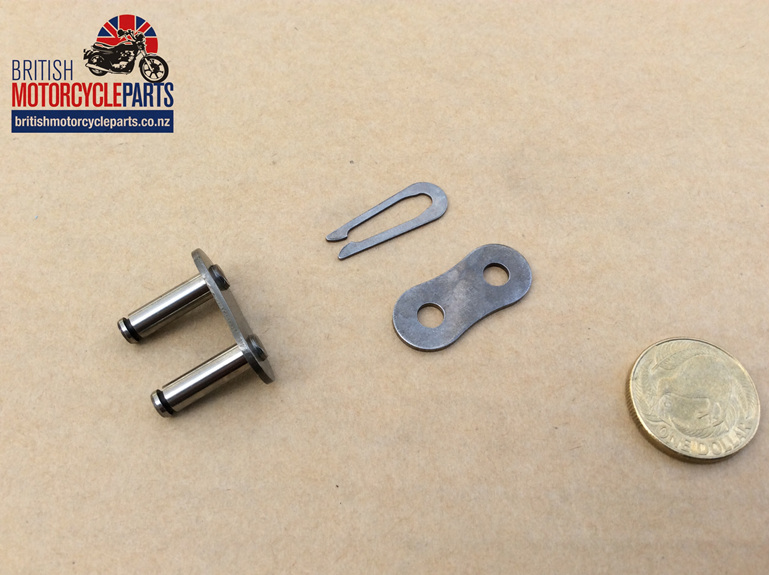 110-056/26 Joining Link - 530 Chain - British Motorcycle Parts Ltd - Auckland NZ