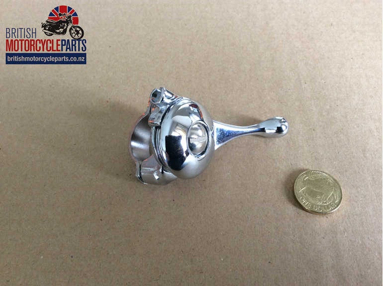 12/608 Air Control Lever RH - 06-2535 - British Motorcycle Parts - Auckland NZ
