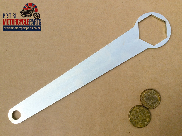 13-1711 FRONT FORK TOP BOLT TOOL - COMMANDO - British motorcycle Parts - NZ
