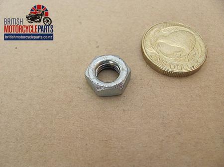 "14-0402 Nut 5/16"" UNF - Plain Thin - 06-0651"
