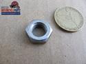 "14-0404 Nut 7/16"" UNF - Plain Thin - 20948 - 06-3089"