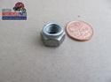 "14-1303 06-3024 Nut 3/8"" UNF Cleveloc - THIN"