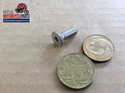 """14-6504SS Countersunk Screw 1/4"""" UNC x 3/4"""" UH - Stainless"""