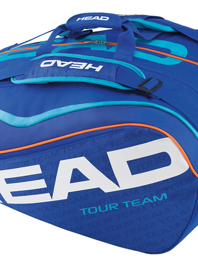 16-HEAD Tour Team 12R Monstercombi Blue/Black