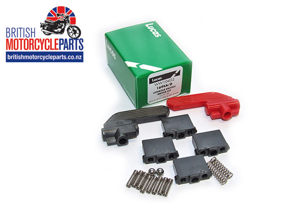 169SA/D Lucas Console Switch Kit - 1974 on - British Motorcycle Parts Ltd - NZ