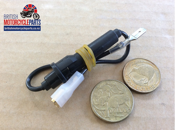 19-1250 In Line Fuse Holder Lucas Type - British Motorcycle Parts - Auckland NZ
