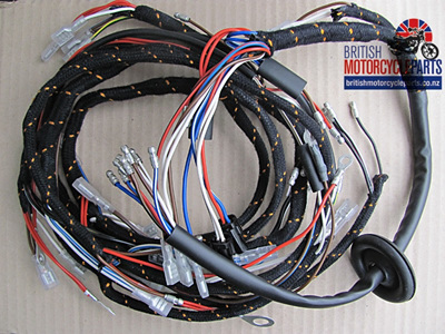 X75 Hurricane Wiring Loom 1972-73