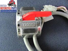 19-1961 T140 T160 Handlebar Switch Assy RH - 30781