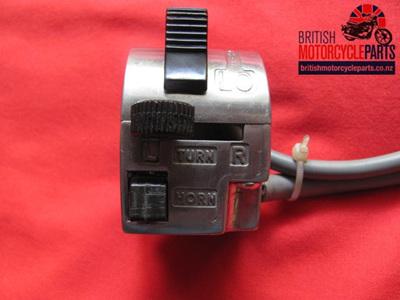 30447 Triumph T140 & T160 LH Switch Gear 1975-78
