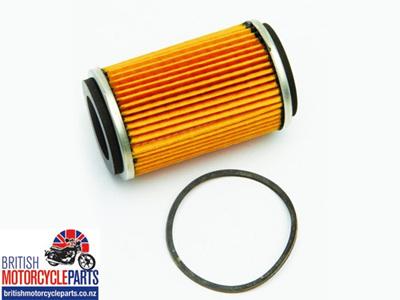 19-4589 Oil Filter - BSA & Triumph - 99-1179