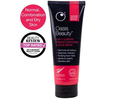 2-in-1 Luxury Cream Cleanser & Face Mask 150ml (5.07 fl oz)