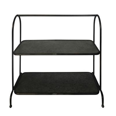 2 Tier Metal Shelf