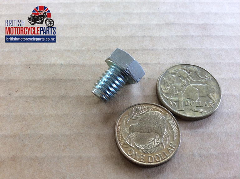 21-0536 Chaincase Drain Plug - Triples - British Motorcycle Parts Auckland NZ