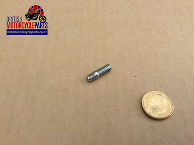 21-0547 Gearbox Plunger Plate Stud - Triumph