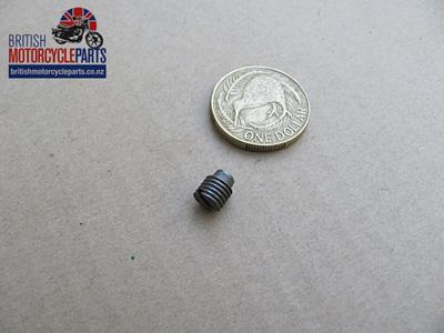 21-0578 Steering Lock Grub Screw - Triumph