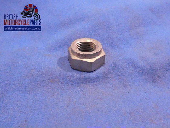 21-0586 Clutch Centre Lock Nut Triumph 1968 on - British Motorcycle Parts Ltd