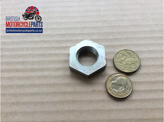 21-2013 Axle Nut - RH Inner - QD/Bolt Up Triumph - British Parts - Auckland NZ