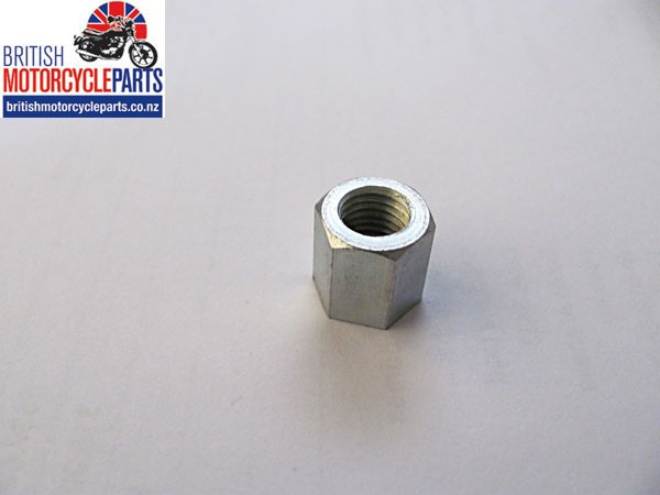 21-2177 Outer Cylinder Base Nut - Triumph T140 & TR7 - British Motorcycle Parts