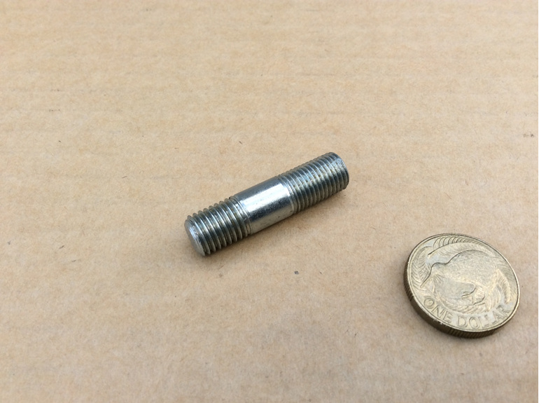 21-2189 Caliper Mounting Stud - Triumph - British Motorcycle Parts - Auckland NZ