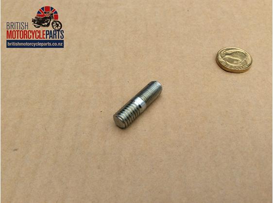 21-2197 Stud - Rocker Box to Headsteady - Triumph - British MC Parts - Akl NZ
