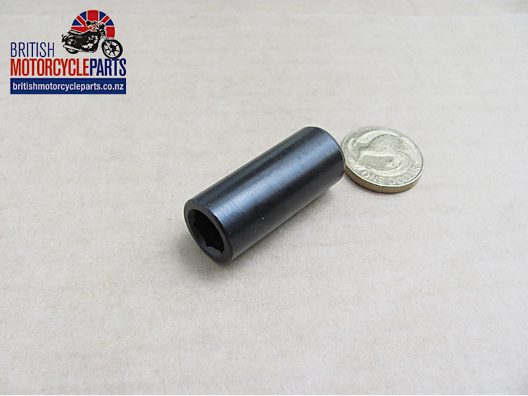 21-2204 Cylinder Head Socket Nut Triumph 750cc 3/8 UNF British Motorcycle Parts