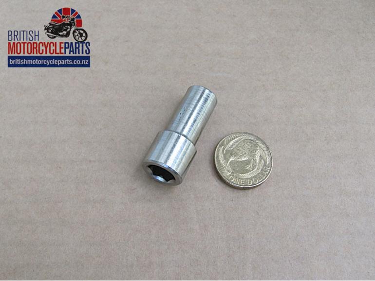 21-2205 Cylinder Head Socket Nut Triumph 750cc 5/16 UNF British Motorcycle Parts