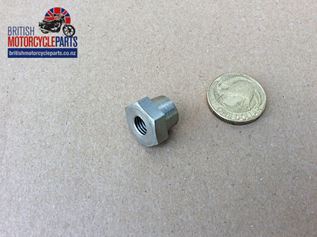 21-7006 Conical Locknut - Rear Master Cylinder Pushrod - Triumph