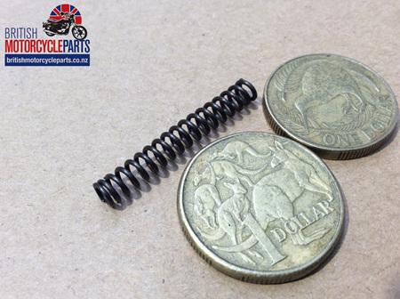 24-0068 Gear Control Plunger Spring - BSA B & M