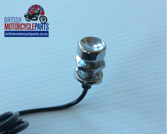2676207A Horn Button - Screw in Type - British Motorcycle Parts Auckland NZ