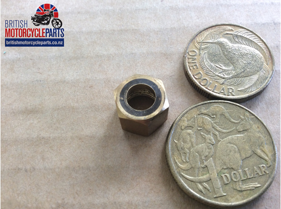 29-2089 Oil Pipe Union Nut - BSA - British Parts - Auckland NZ