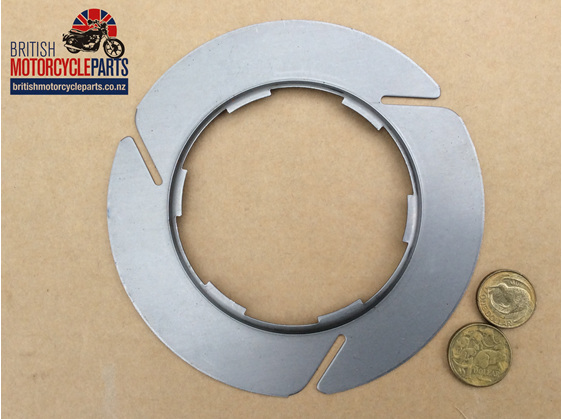 29-3832 65-3824 Steel Clutch Plate - BSA 6 Spring- British motorcycle Parts - NZ