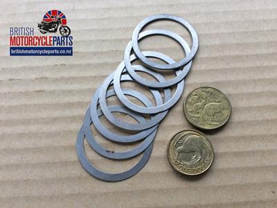 29-5334/5/6/7 Fork Shim Set - BSA