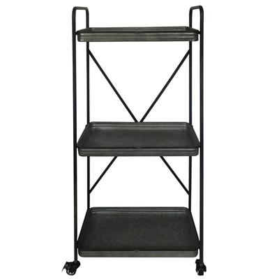 3 Tier Metal Shelf
