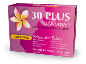 30 PLUS NuWoman 60 Tablets