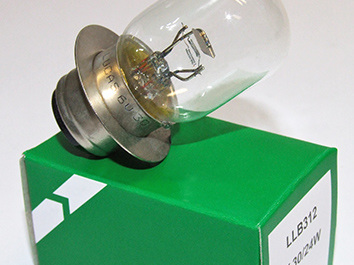 312 Headlight Bulb 6V 30/24W BPF - LLB312