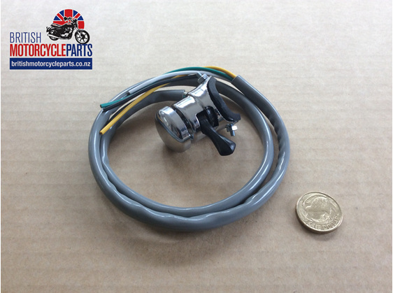 31563 Horn/Dip Switch - Screw On Replica - British Motorcycle Parts Auckland NZ