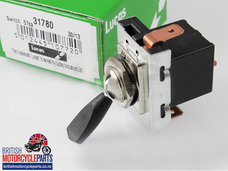 31780 34660 06-8024 57SA Headlight Toggle Switch - 2 Position - British Parts NZ