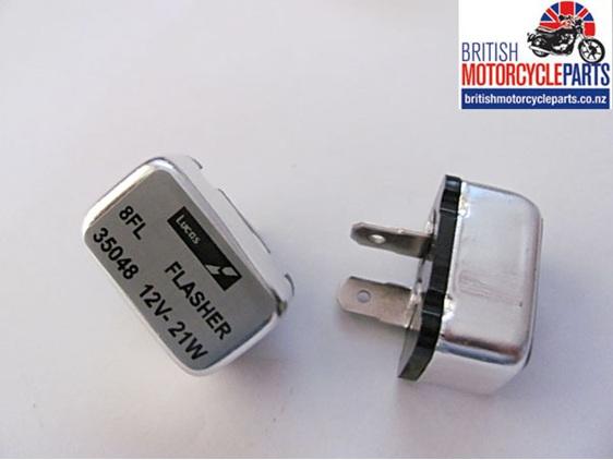 35048 Lucas Indicator Flasher Unit 12 Volt SFB114