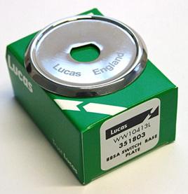 351803 Switch Base Plate 88SA - Lucas