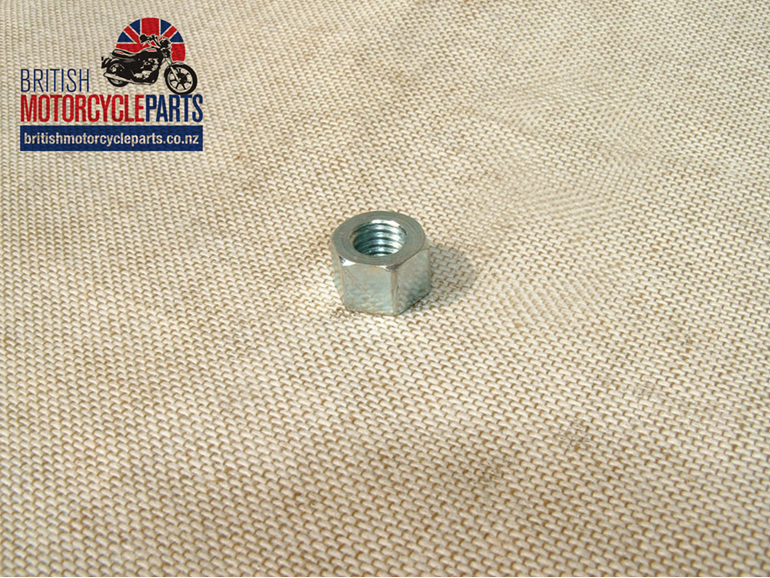 37-0103 Nut 1/4 inch x 26 CEI/BSF - Small Hex - British Parts Auckland NZ