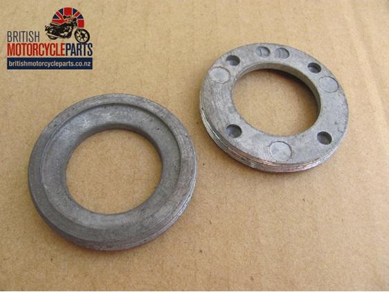 37-0582 Wheel Bearing Lock Ring - BSA Triumph TLS - British Motorcycle Parts NZ