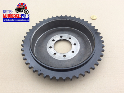 37-0951 Sprocket Brake Drum - Bolt Up 46T