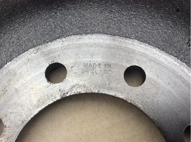 37-0951 Sprocket Brake Drum - Bolt Up 46T