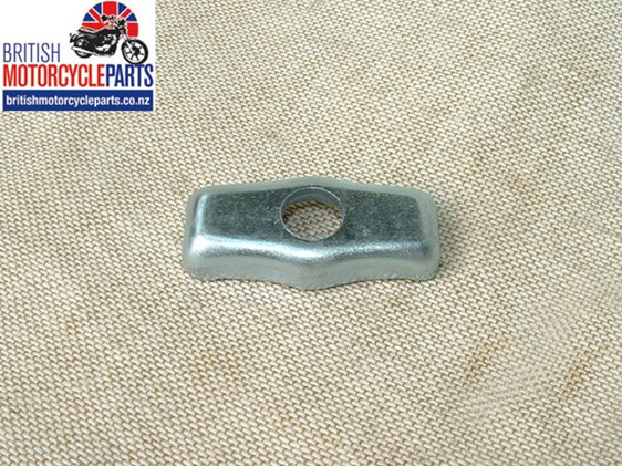 37-1015 Chain Adjuster End Plate - Triumph pre OIF Models - British Spare Parts