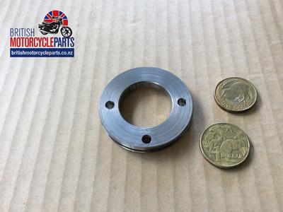 37-1021 Lock Ring LH - Bolt Up - Triumph